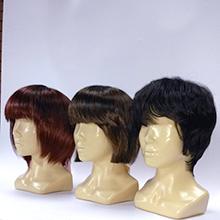 Парики из искусственных волос магазин LaNord.ru